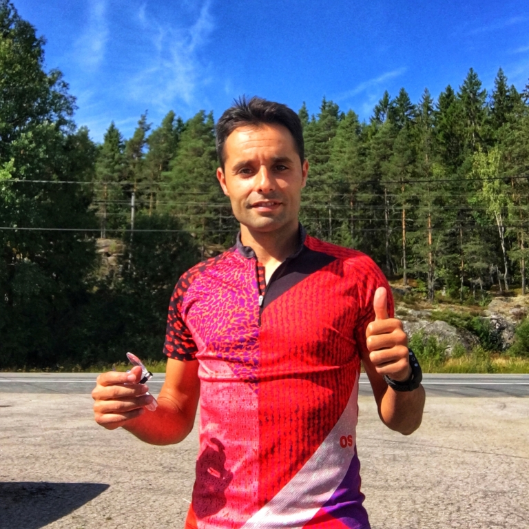 Raul Ferra, our new orienteeringcoach